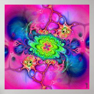 Nano-Cellular Adjustments V 5 Art Print