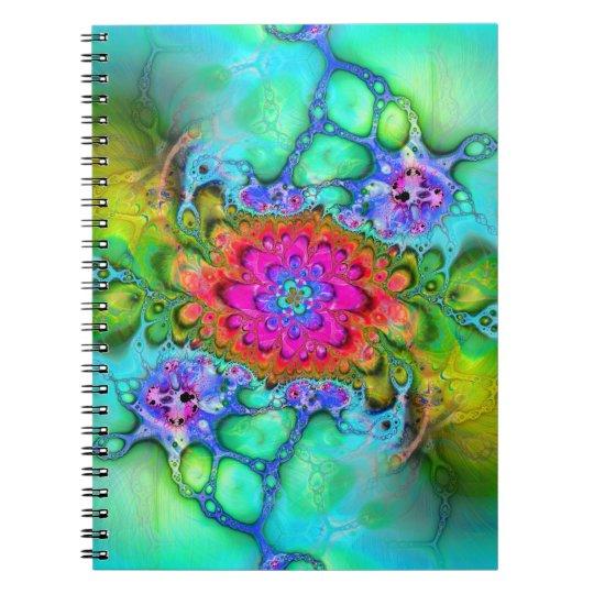 Nano-Cellular Adjustments V 6  Notebook