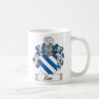Nano Family Crest Mugs