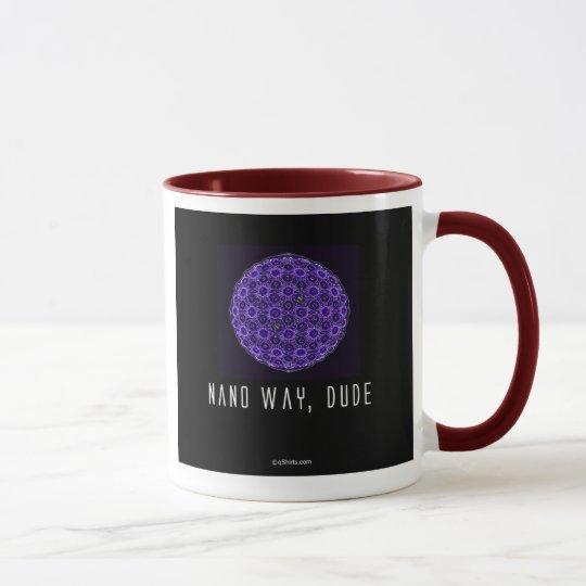 Nano way, Dude (2) Mug