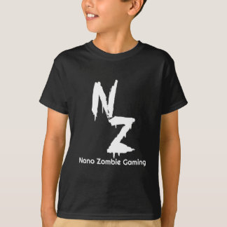 Nano Zombie Gaming T-Shirt