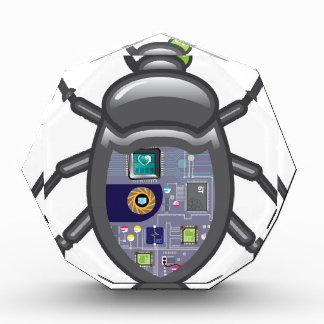 NanoBug Acrylic Award