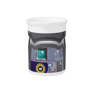 NanoBug Beverage Pitcher