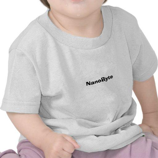 NanoByte Camisetas
