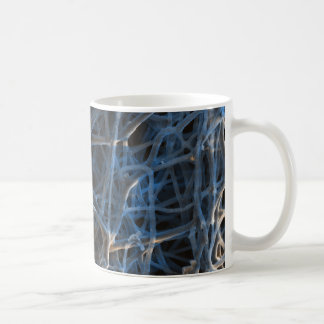 Nanofiber cloth at 59.6 um coffee mug
