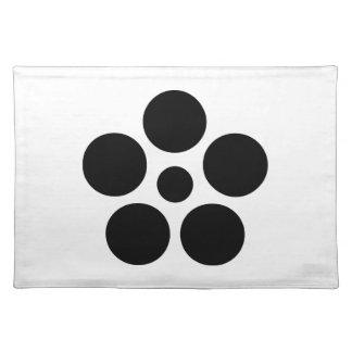 Nanokaichi hoshi umebachi cloth place mat