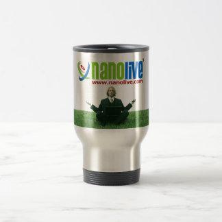 Nanolive Travel/Commuter Mug