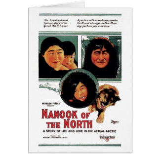 Nanook of the North Card