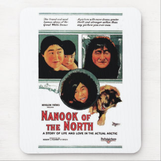 Nanook of the North Mouse Pad