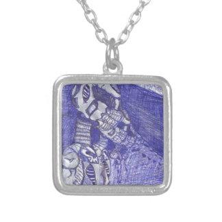 nanoorganicrobotic custom necklace