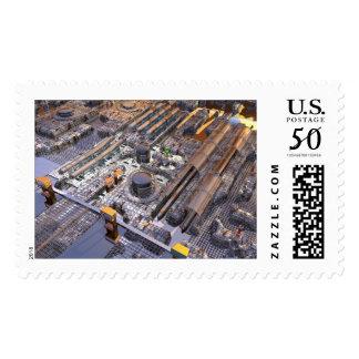 Nanostructure 2 postage