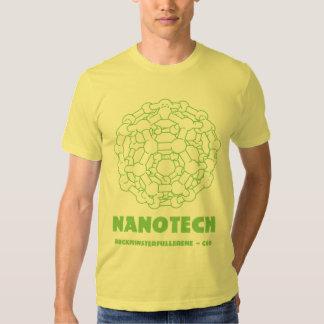 Nanotech Buckyball Playeras