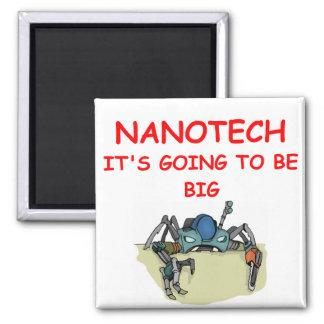 NANOTECH 2 INCH SQUARE MAGNET