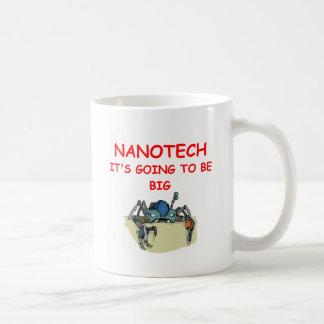 NANOTECH TAZAS DE CAFÉ