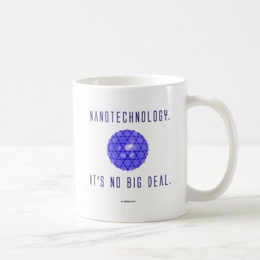 Nanotecnología.  No es ninguna gran cosa. (1) Tazas De Café