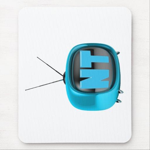 NanotubeTV mousepad