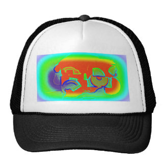 Nanoworld Trucker Hat