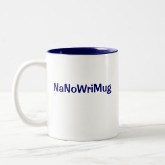 NaNoWriMo Mug