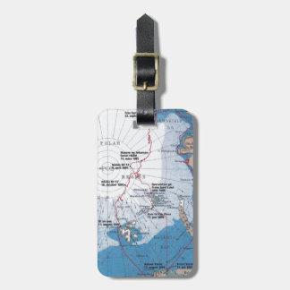 Nansen's Polar Voyages Bag Tag
