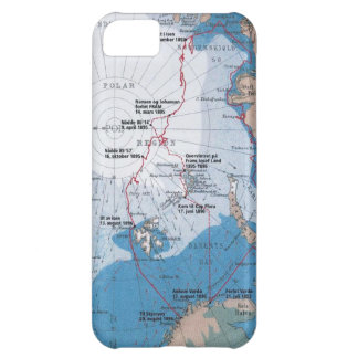 Nansen's Polar Voyages Cover For iPhone 5C