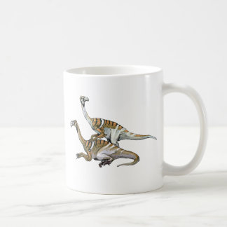 Nanshiungosauras Dinosaur Coffee Mug