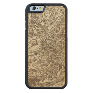 Nant, Millaud Carved® Maple iPhone 6 Bumper Case