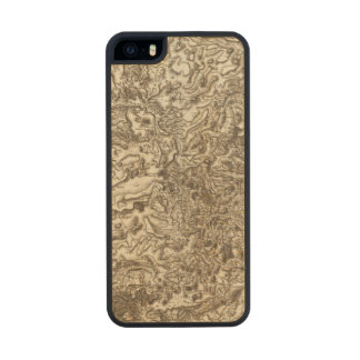 Nant, Millaud Carved® Maple iPhone 5 Case