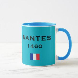 Nantes France Custom Mug