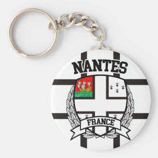 Nantes Keychain