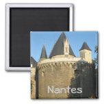 Nantes Refrigerator Magnets
