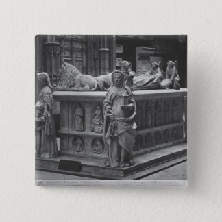 Nantes, St. Peter and St. Paul Cathedral Pinback Button