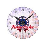Nanticoke, PA Relojes De Pared