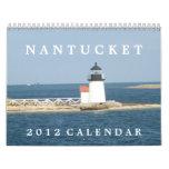 Nantucket 2012 Calendar
