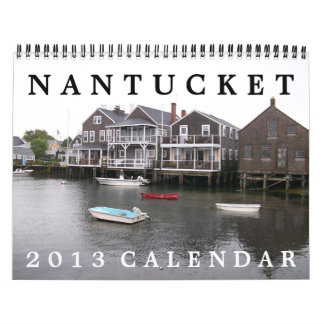 Nantucket 2013 Calendar