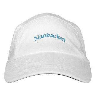Nantucket Arch Text Logo Headsweats Hat