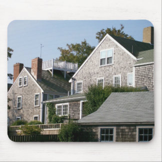 Nantucket Architecture Mouse Pad