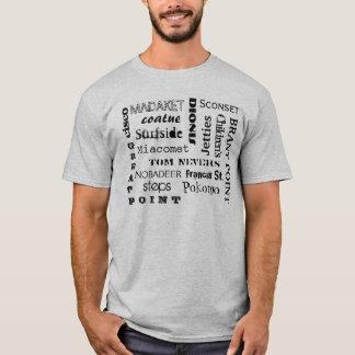 Nantucket Beaches T-Shirt
