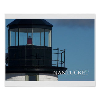 Nantucket Brant Point Lighthouse 1 Poster