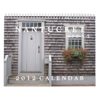 Nantucket Doors 2012 Calendar