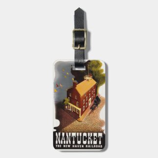 Nantucket Etiquetas Maleta