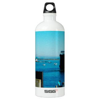 Nantucket Ferry Aluminum Water Bottle