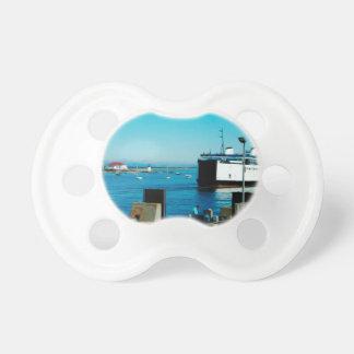 Nantucket Ferry Pacifier