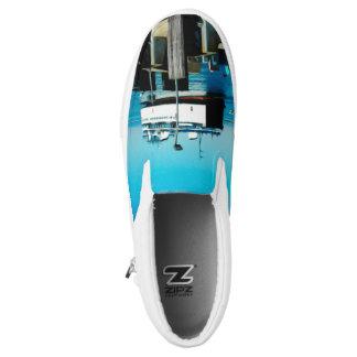 Nantucket Ferry Slip-On Sneakers