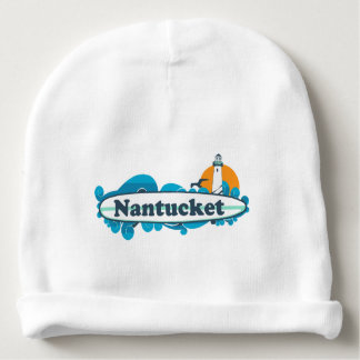 Nantucket Island. Baby Beanie