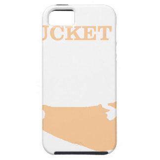 Nantucket Island in Sand iPhone SE/5/5s Case