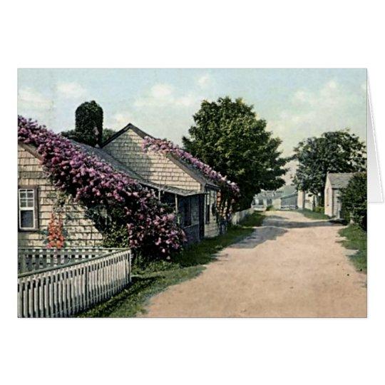 Nantucket Island, Massachusetts Card