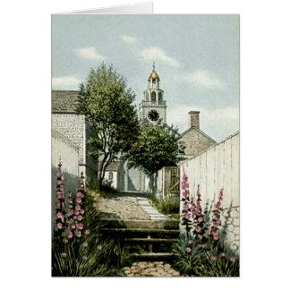 Nantucket Island, Massachusetts Greeting Card