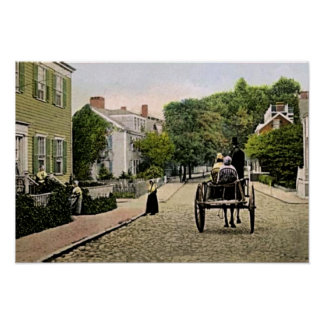 Nantucket Island, Massachusetts Print
