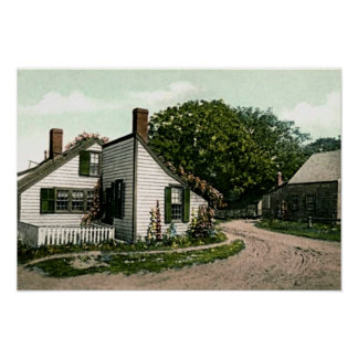 Nantucket Island, Massachusetts Posters