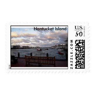 Nantucket Island Postage